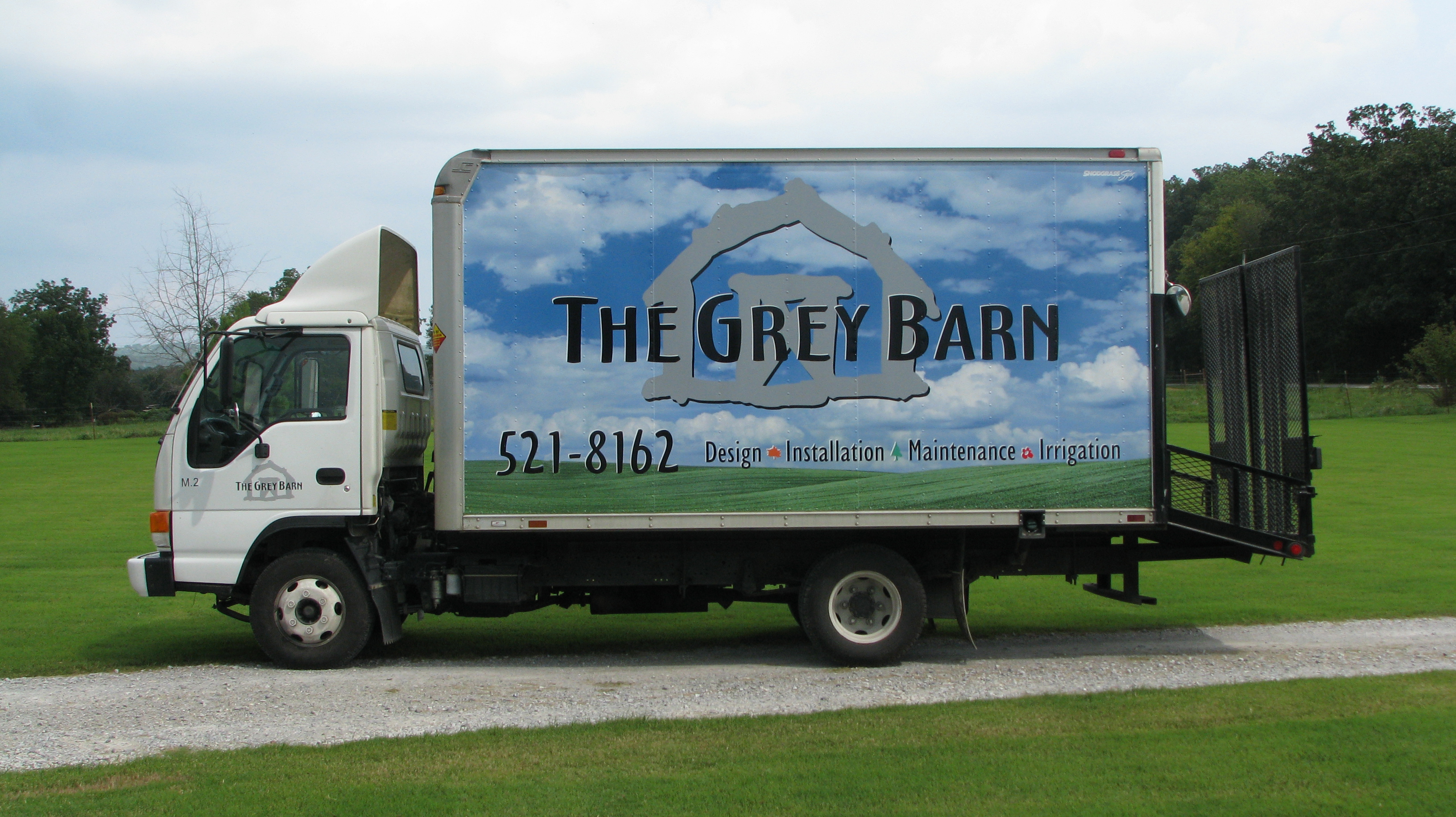 Image result for the grey barn