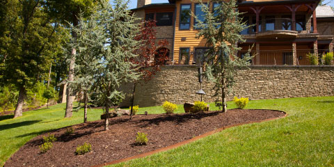 landscape maintenance by The Grey Barn