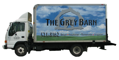 the grey barn landscaping